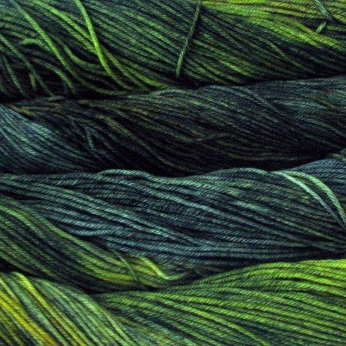 Malabrigo Wolle der Sorte Rios in der Farbe Ivy