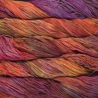 Malabrigo Wolle der Sorte Sock in der Farbe Archangel