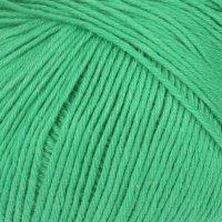 BC-Garn Wolle der Sorte Alba in der Farbe Grün