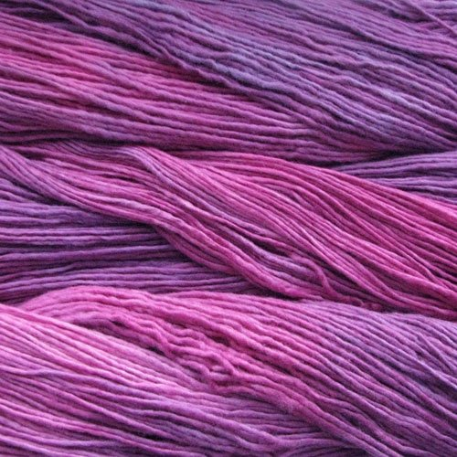 Malabrigo Wolle der Sorte Worsted in der Farbe Hollyhock