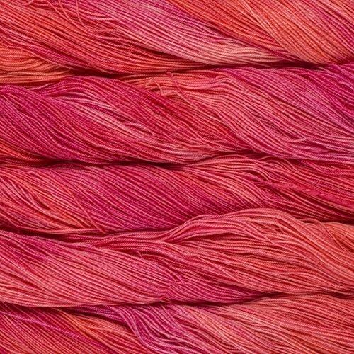 Malabrigo Wolle der Sorte Sock in der Farbe Light of Love