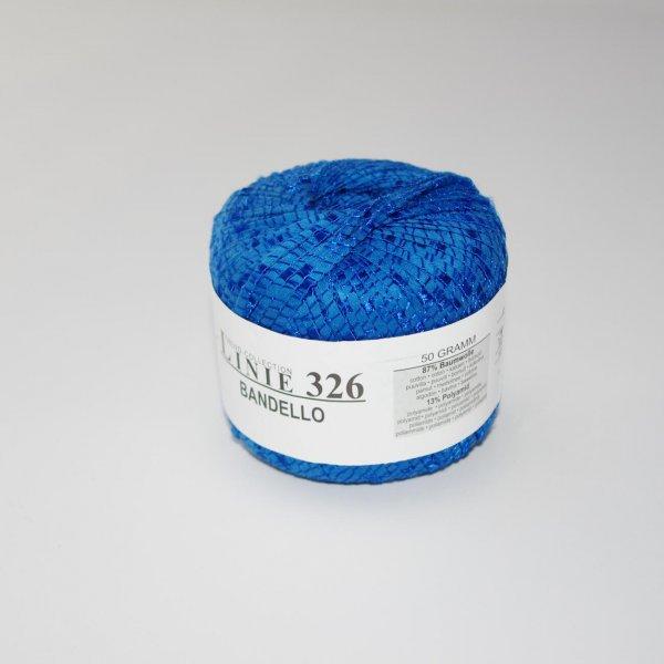 ONline Wolle der Sorte Linie 326 Bandello in der Farbe Blau
