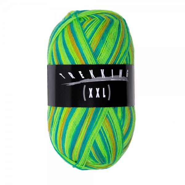 Zitron Wolle der Sorte Trekking-4-fach-Color in der Farbe 713