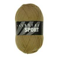 Zitron Wolle der Sorte Trekking-Sport in der Farbe Ocker (1410)