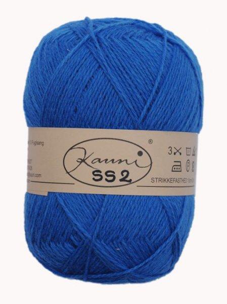 Kauni Wolle der Sorte Einfarbig in der Farbe SS2