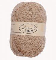 Kauni Wolle der Sorte Einfarbig in der Farbe NN2