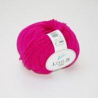 ONline Wolle der Sorte Linie 20 Cora in der Farbe Pink