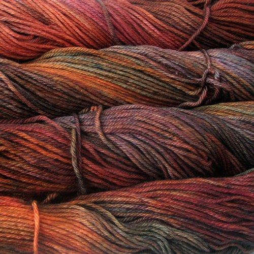 Malabrigo Wolle der Sorte Rios in der Farbe Marte