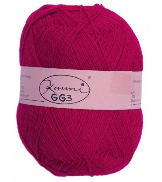 Kauni Wolle der Sorte Einfarbig in der Farbe GG1