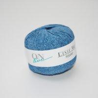 ONline Wolle der Sorte Linie 304 Posano in der Farbe Graublau