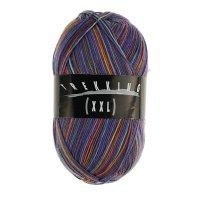 Zitron Wolle der Sorte Trekking-4-fach-Color in der Farbe 581