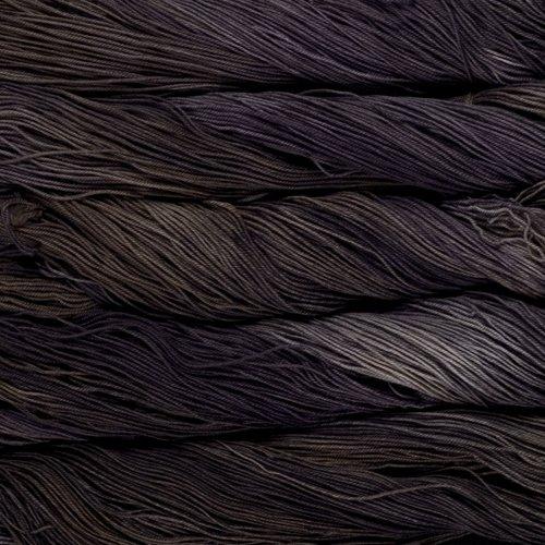 Malabrigo Wolle der Sorte Sock in der Farbe Eggplant