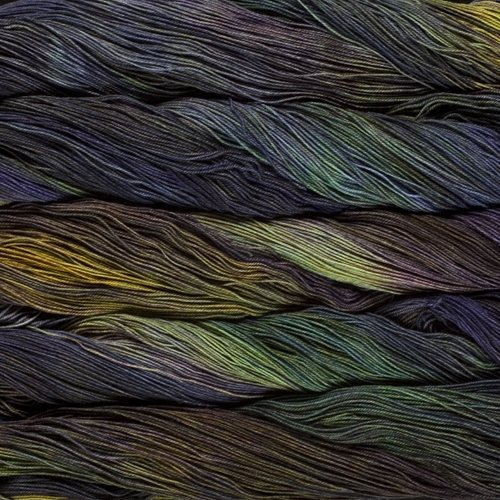 Malabrigo Wolle der Sorte Sock in der Farbe Candombe