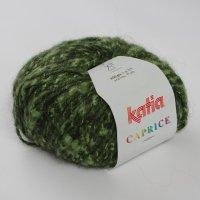 Katia Wolle der Sorte Caprice in der Farbe Grün