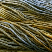 Malabrigo Wolle der Sorte Rasta in der Farbe Laguna-Negra
