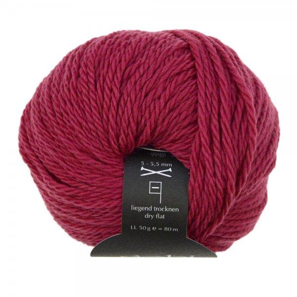 Zitron Wolle der Sorte Gobi in der Farbe Dunkelrosa (35)