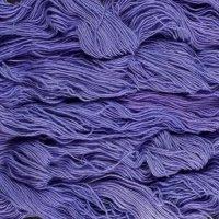 Malabrigo Wolle der Sorte Silky in der Farbe Light-Hiacynt
