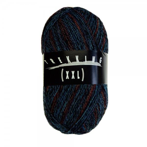 Zitron Wolle der Sorte Trekking-4-fach-Color in der Farbe 659
