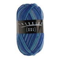 Zitron Wolle der Sorte Trekking-4-fach-Color in der Farbe 583