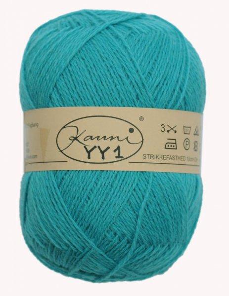 Kauni Wolle der Sorte Einfarbig in der Farbe YY1