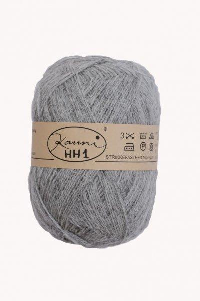 Kauni Wolle der Sorte Einfarbig in der Farbe HH1