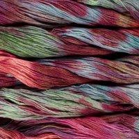 Malabrigo Wolle der Sorte Worsted in der Farbe Colorinche