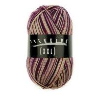 Zitron Wolle der Sorte Trekking-4-fach-Color in der Farbe 604