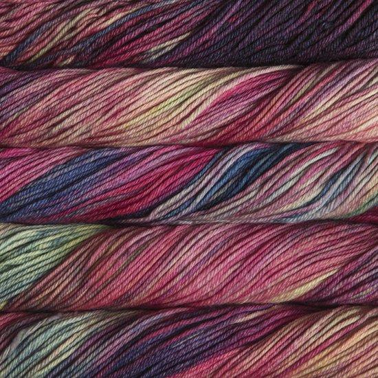 Malabrigo Wolle der Sorte Rios in der Farbe Aniversario